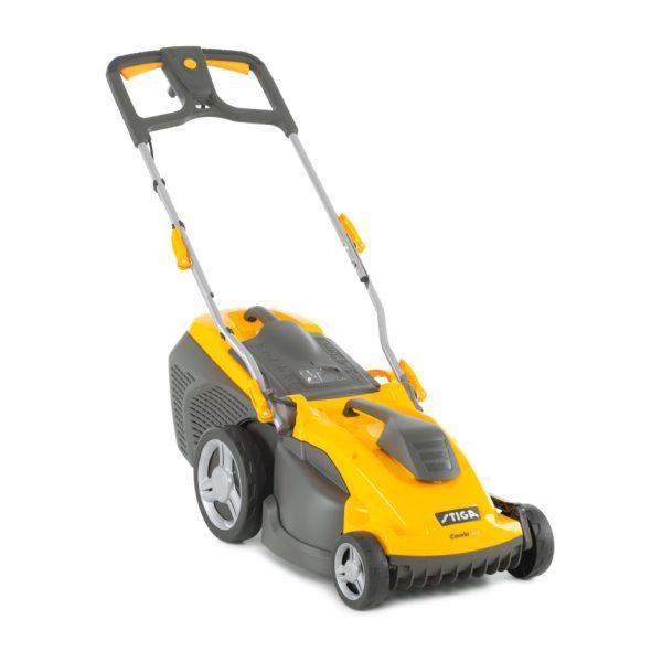 Stiga COMBI 40 E electric lawnmower