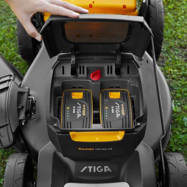 Stiga COMBI 753 SQ AE 500 battery lawnmower