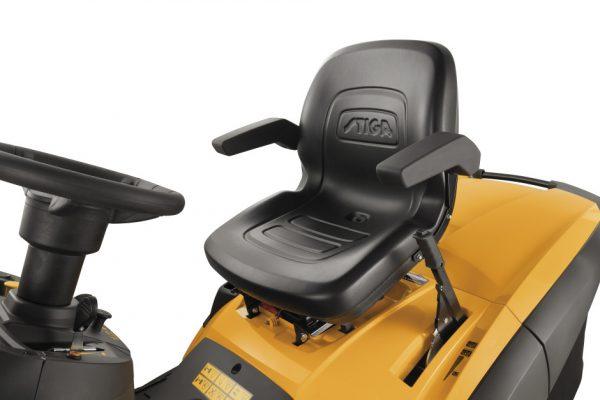 ESTATE PRO 9122 XWSY Stiga Ride on Mower