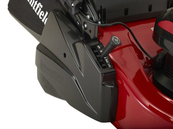 Mountfield S42R PD LI 41CM SELF PROPELLED 80V ROLLER LAWNMOWER battery