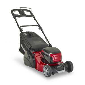 Mountfield S42R PD LI 41CM SELF PROPELLED 80V ROLLER LAWNMOWER battery