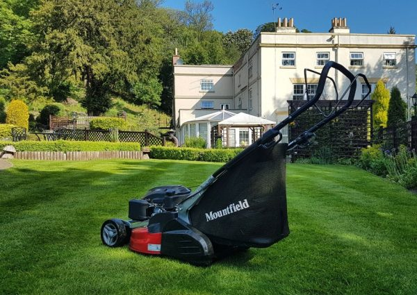 S501R PD 48CM REAR ROLLER SELF PROPELLED LAWNMOWER