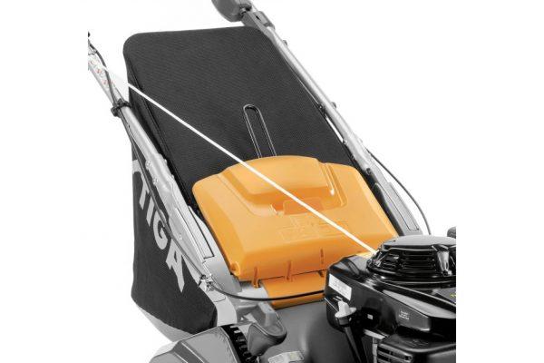 Stiga TWINCLIP 55 S-R H BBC petrol lawnmower