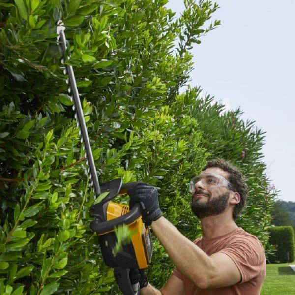 Stiga SHT 500 AE Hedge Trimmer (Bare Unit)