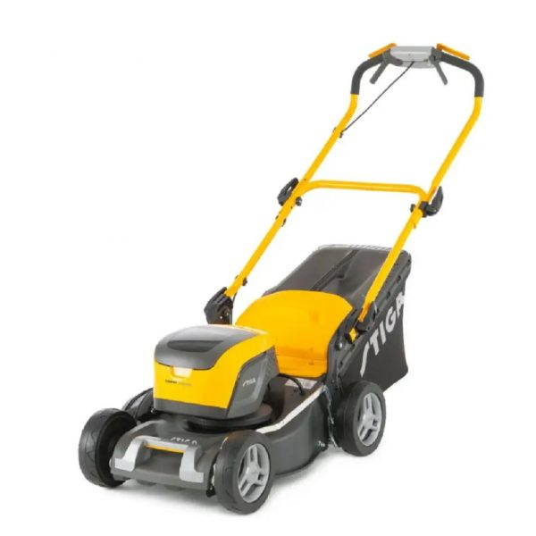 Combi 43 S Q D A E walk behind Stiga lawnmower