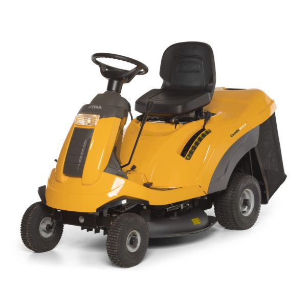 Combi 2072 H Stiga ride on lawnmower