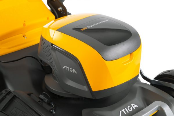 Combi 43 Q D A E battery push mower Stiga