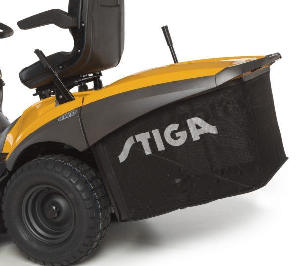 Stiga Estate 9102 XWSY ride on mower