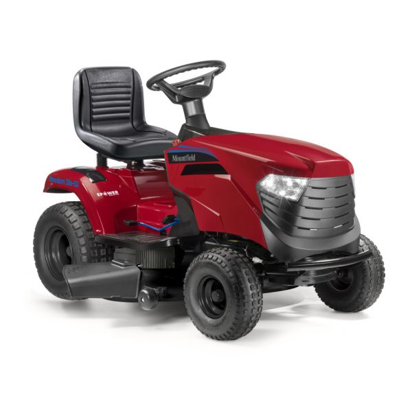 Mountfield freedom 38 e side discharge battery ride on mower