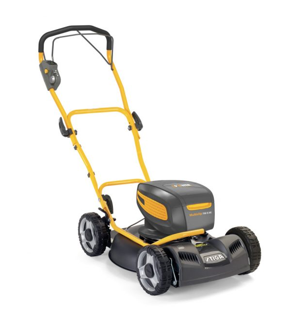 Multi clip 750 S A E battery lawnmower