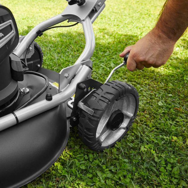 Multi clip pro 950 S X A E battery powered lawnmower