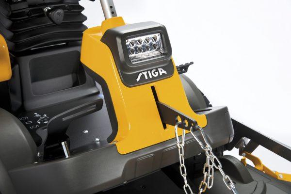PARK PRO 740 I O X Stiga out front mower