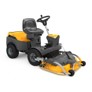 Park 340 PWX 4 wheel stiga out front mower