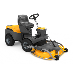 Park 540 P X four wheel drive out front stiga mower