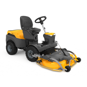 Park 620 PW Stiga out front mower