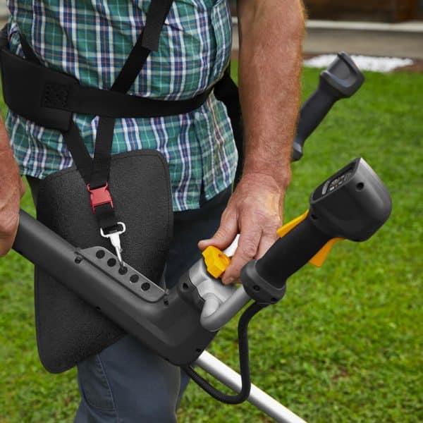 SBC700 D A E battery powered brush cutter Stiga
