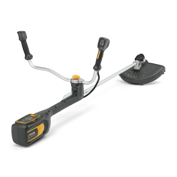 SBC700 D A E battery powered brush cutter Stiga