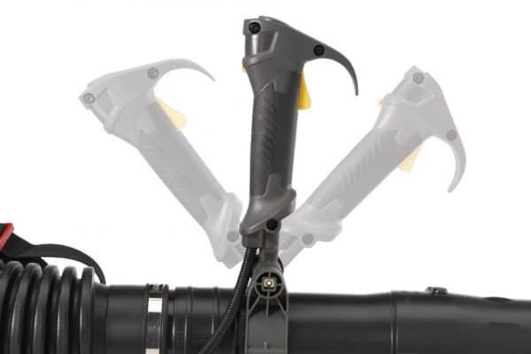 SBP 375 rucksack blower petrol stiga