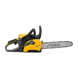 "SP 386 Stiga petrol chainsaw 14"" bar"
