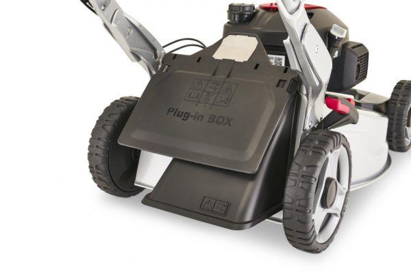 Mountfield walk behind self propelled mower s p 555 v
