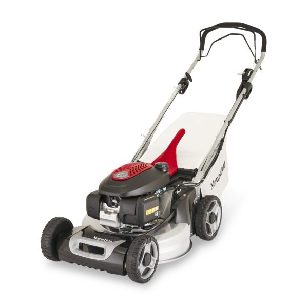 Mountfield walk behind self propelled mower s p 555 v