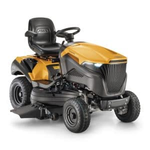 Tornado 9118 XWS Stiga ride on mulching lawnmower