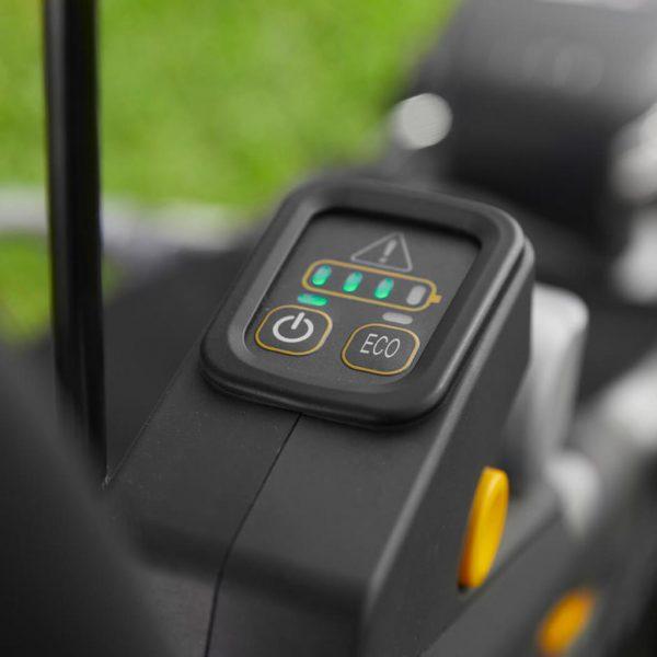 Twin clip 950 S Q A E Battery Lawnmower