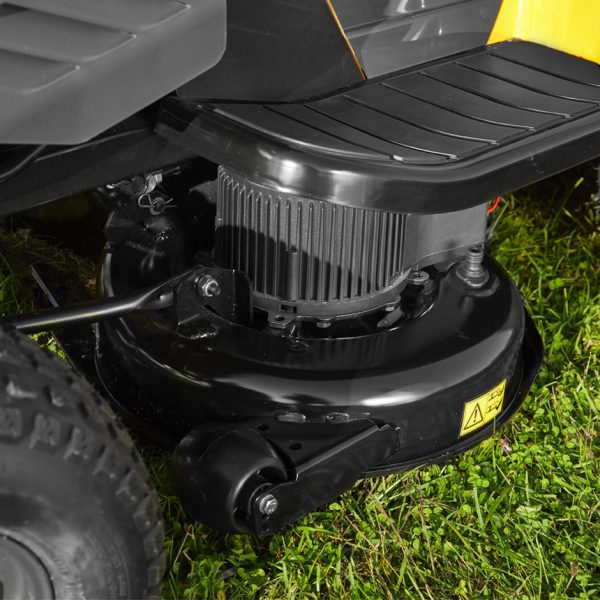e Ride C 500 battery ride on mower