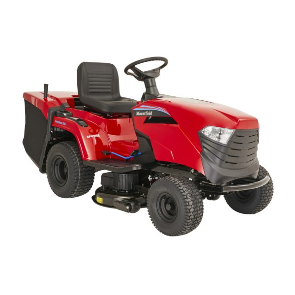 Freedom 30 e battery powered ride on mountfield mower