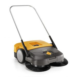 SWP 475 Outdoor Push Sweeper Stiga