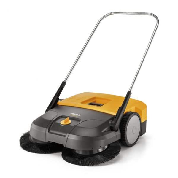 SWP 475 Outdoor Push Sweeper Stiga