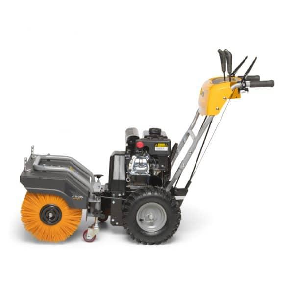 SWS 600 G sweeper stiga