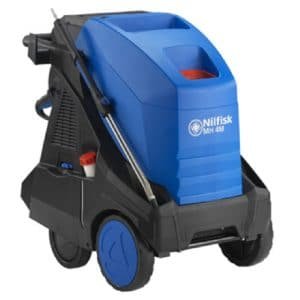 Nilfisk MH4 Hot industrial pressure washer