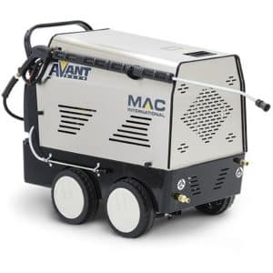 Mac Avant 15 200 415v pressure washer hot