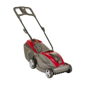 Princess 34 li kit battery powered lawnmower mountfield