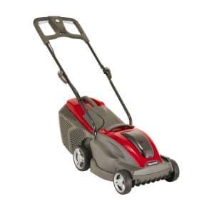 Princess 34 li kit battery powered lawnmower mountfield