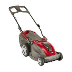 Princess 38 li kit battery powered lawnmower mountfield