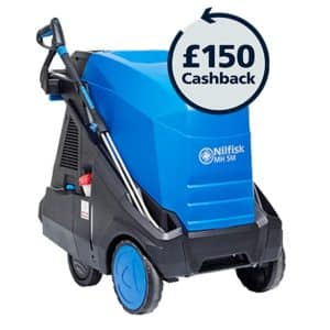 Nilfisk MH5 Hot industrial pressure washer