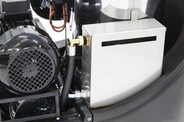 Mac Drop Blue Hot pressure washer