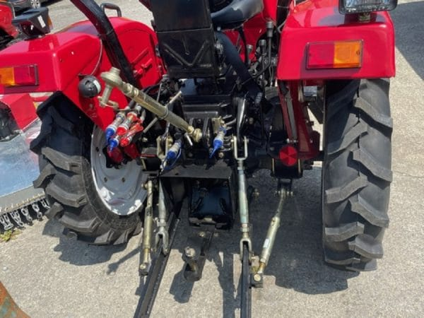 Siromer 304 30 hp tractor red or Green