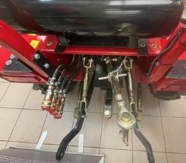 siromer lightning tractor red